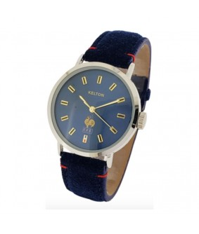 "Montre officielle ""LES BLEUS"" equipe de france de football KELTON"