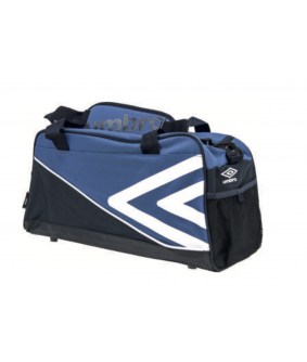 Sac de sport avec roulettes noir officiel Umbro AS Saint Brice Courcelles