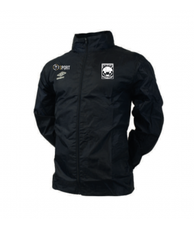 Veste d'entrainement Core Shower Marine officiel Umbro APB Saint Etienne Au Mont