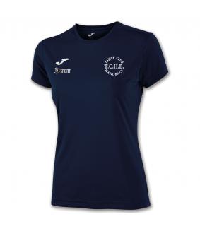 T-Shirt Combi Femme Joma TCHB