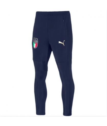 Pantalon entraînement Italie Bleu Puma