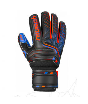 Gants gardien Futsal et Football Junior Attrakt SG Extra Finger Support Reusch