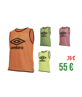 Chasubles Futsal Training Umbro