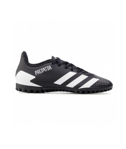 Chaussures DE FUTSAL ET FOOT A 5 Predator 20.4 TF noires adidas