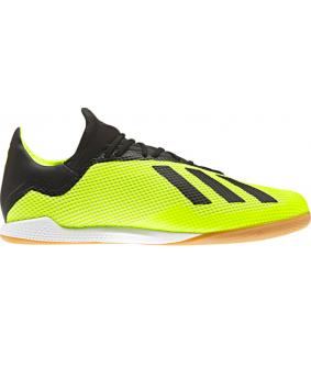 Chaussures de Futsal Jaunes X TANGO 18.3 IN adidas