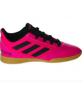 Chaussures de Futsal et Foot à 5 roses pour enfant Predator 19.4 IN SALA adidas