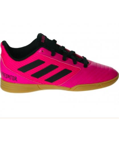 Chaussures de Futsal et Foot 5 roses pour enfant Predator 19.4 IN adidas
