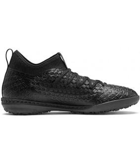 Chaussures pour adultes de Futsal et Foot à 5 noires future 4.3 Netfit TT Puma