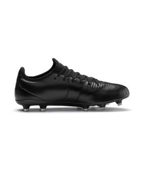 Chaussures de Football noires King Pro Puma