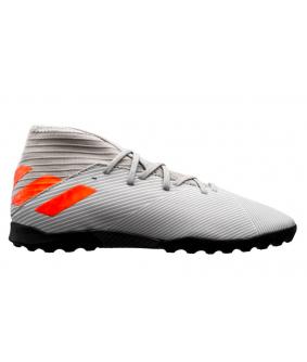 Chaussures de Futsal pour enfants NEMEZIZ 19.3 TF grises ADIDAS