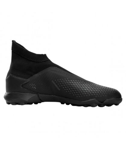 Chaussures DE FUTSAL ET FOOT A 5 Predator 20.3 LL TF noires adidas