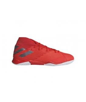 Chaussures pour adultes de Futsal et de Foot à 5 Nemeziz rouges 19.3 IN adidas