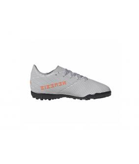 Chaussures de Futsal pour enfants NEMEZIZ 19.4 TF grises ADIDAS