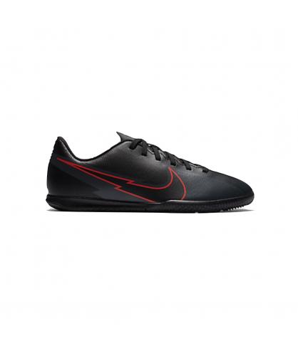 Chaussures pour adultes noires de Futsal et foot à 5 Vapor 13 Club IC Nike