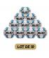 Lot de 10 ballons Talento 13 Select 2018