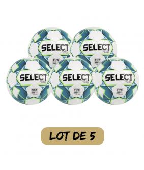 Lot de 5 ballons Futsal et foot5 Super Select