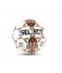 Ballon de Futsal et de Foot a 5 Super Brillant Select