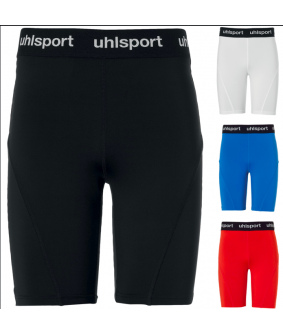 Sous Short Enfant & Adulte Football et Futsal Pro Tights Uhlsport