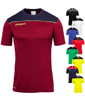 Maillot Football et Futsal Enfant Offense 23 Poly Shirt Uhlsport
