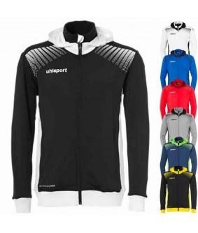 Veste à capuche Football et Futsal Goal Tec Hood Uhlsport