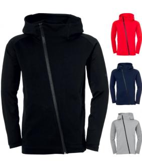 Veste à capuche Football et Futsal Essential Pro Uhlsport