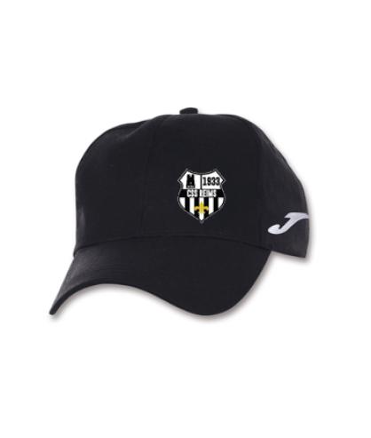 Bonnet officiel du CSSR Noir Joma