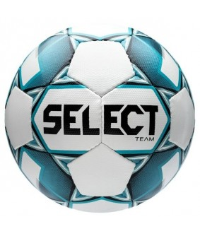 Ballon de Football Bleu et Blanc Team IMS Select