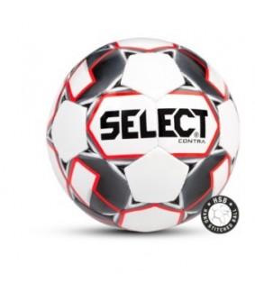 Ballon de Football Blanc et Bleu CONTRA Select