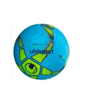 Ballon de Futsal et Foot à 5 Bleu et Jaune Medusa Anteo 350 Lite Uhlsport