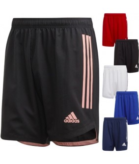 Short de football et futsal Adulte et Enfant Condivo 20 Adidas