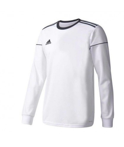 Maillot ML Blanc Futsal et Football Squadra 17 Climalite adidas