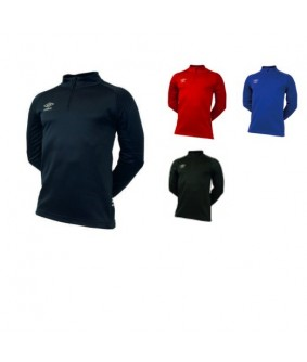 Sweat 1/2 zip ENFANT de Futsal et Foot5 LEAGUE Umbro