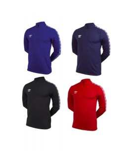sweat enfant 1/2 zip de Futsal et Foot5 DIAMOND Umbro