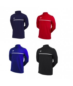 Sweat 1/2 ZIP de Futsal et Foot5 Pro Training Umbro