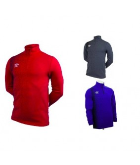 Sweat 1/2 ZIP ENFANT de Futsal et Foot5 Match Umbro