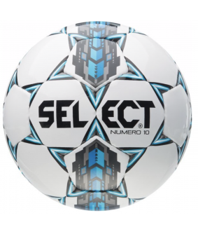 Ballon de Football Bleu et Jaune Numéro 10 Select