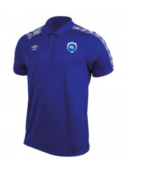 Polo Diamond Royal officiel Umbro US Guignicourt
