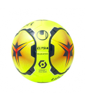 Ballon Officiel de football Elysia Match Pro Ligue 1 Uhlsport
