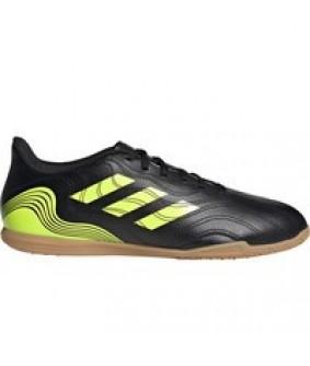 Chaussures pour adultes de Futsal et de Foot à 5 noires et jaunes Copa Sense.4 IN adidas