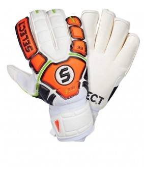Gants Futsal et Football en salle 33 orange Allround Select