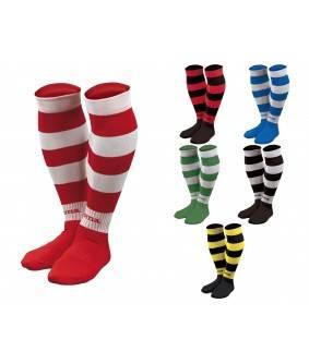 Lot de 3 paires de Chaussettes Futsal Zebra