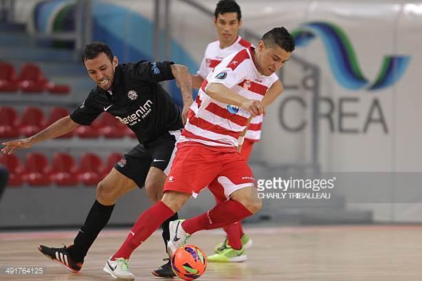 David Rondon Fernandez Futsal