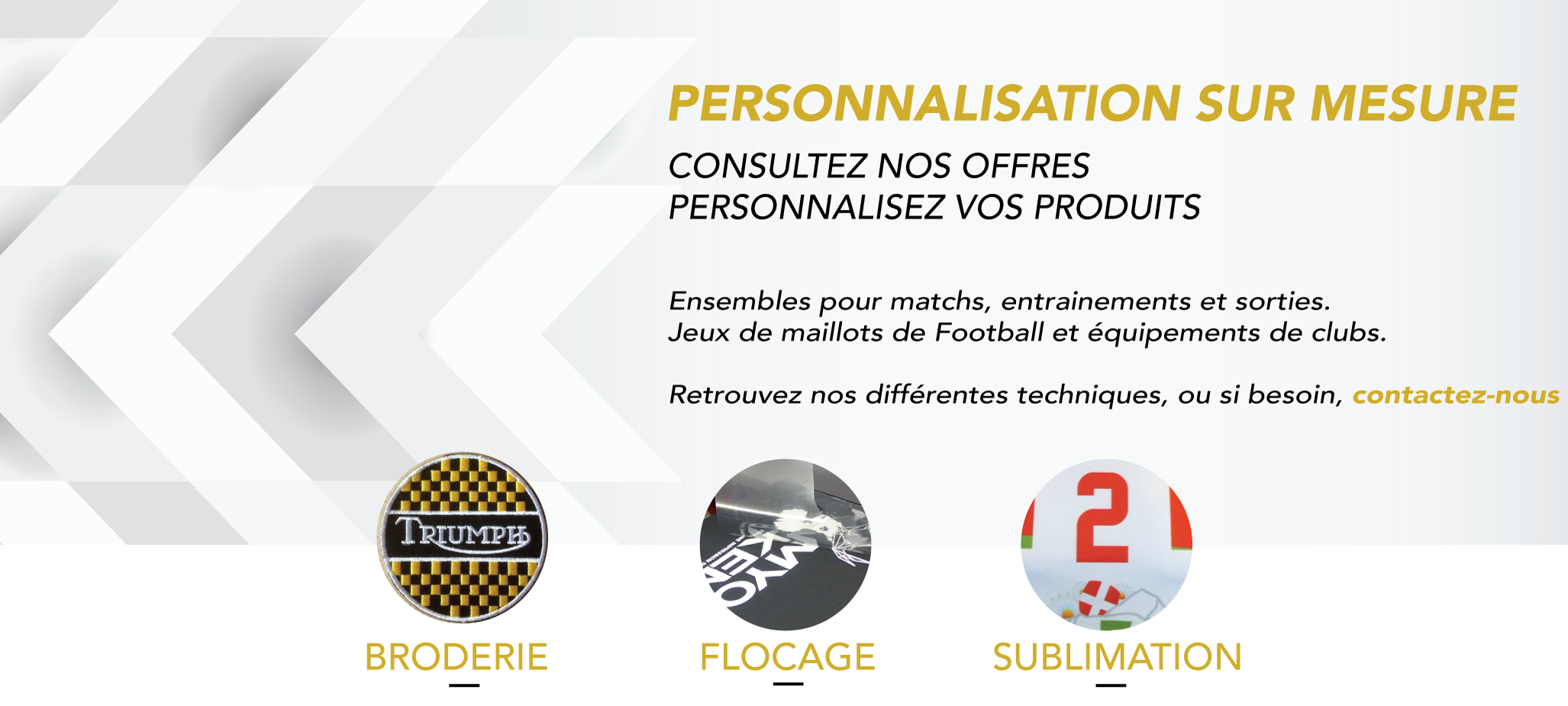 Flocage Personnalisation Futsal-Store