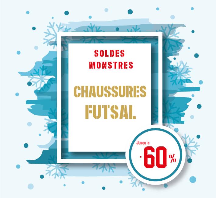 Soldes Chaussures Futsal