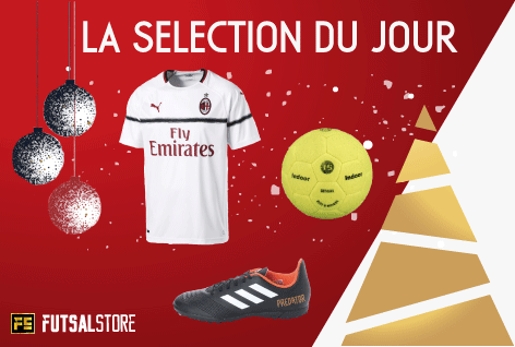 La selection de Noel Futsal-Store