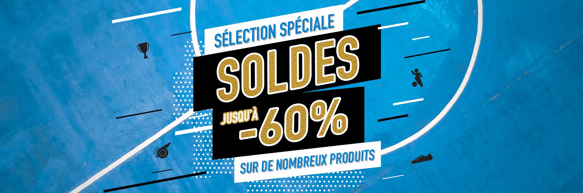 Sélection spéciale | Soldes jusqu'à -60% !