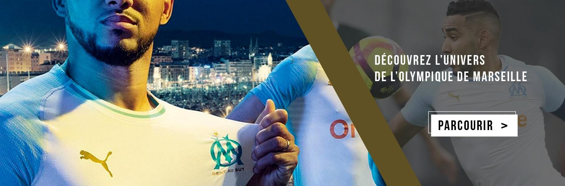 L'univers de l'Olympique de Marseille