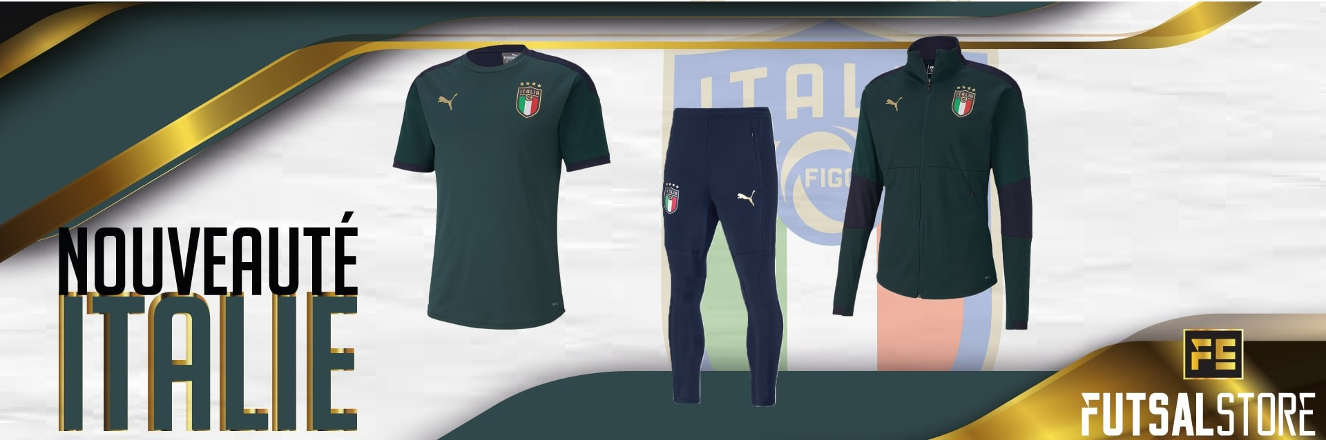 Produits Football Italie Euro 2020