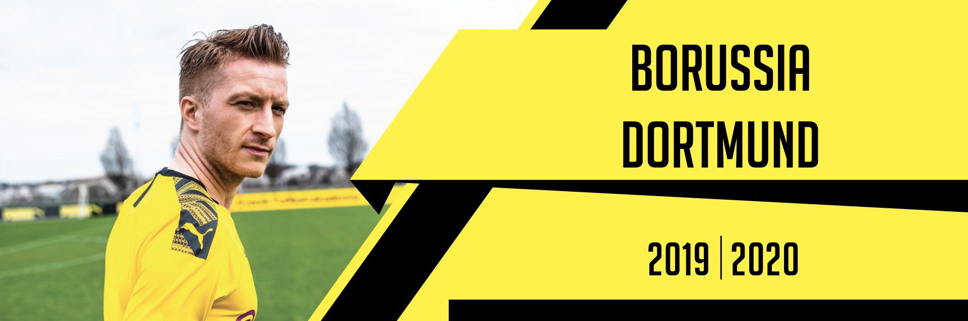 Nouveautés Dortmund BVB